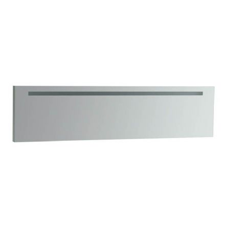 448441 - Laufen Alessi One 1600mm x 400mm Mirror with Lighting and Anti-Fog - 4.4844.1